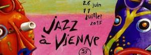 Festival Jazz à Vienne 2015