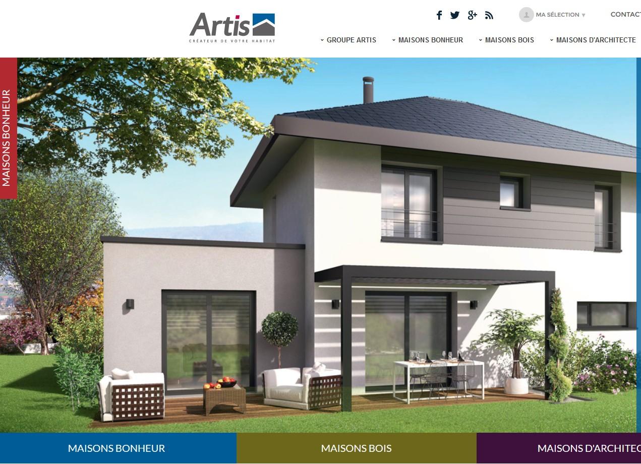 les maisons d aujourd hui luquipe mp crations vous. Black Bedroom Furniture Sets. Home Design Ideas