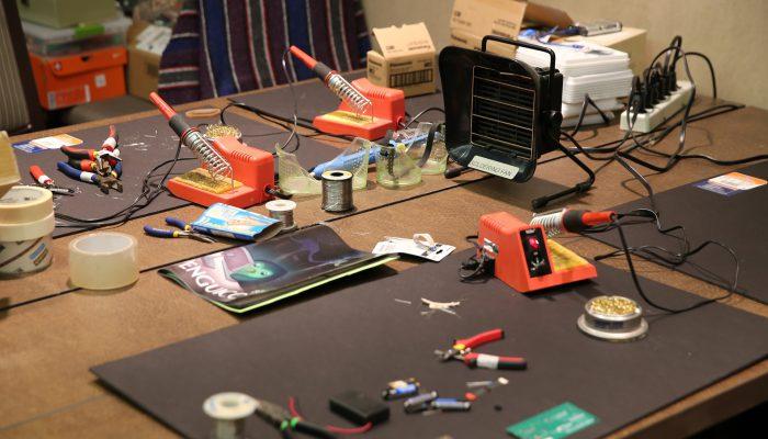 Atelier de fabrication numérique