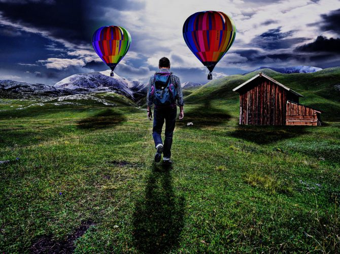 Où faire de la montgolfière en Auvergne Rhône Alpes