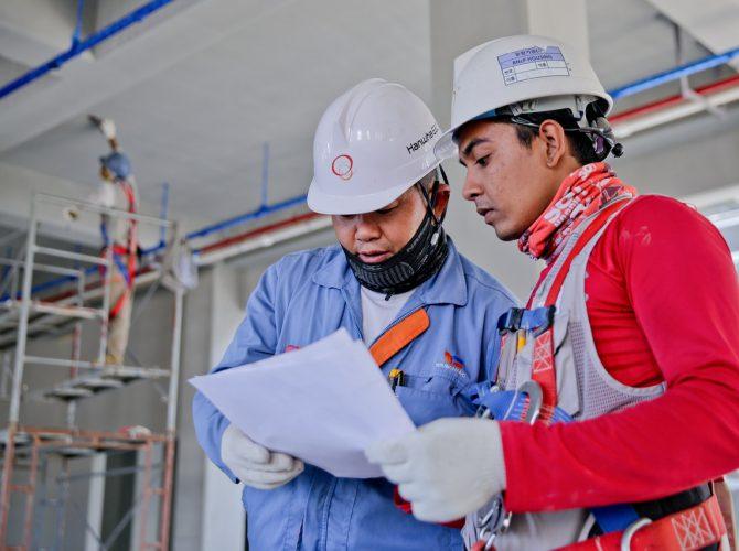 consignes de sécurité en milieu industriel